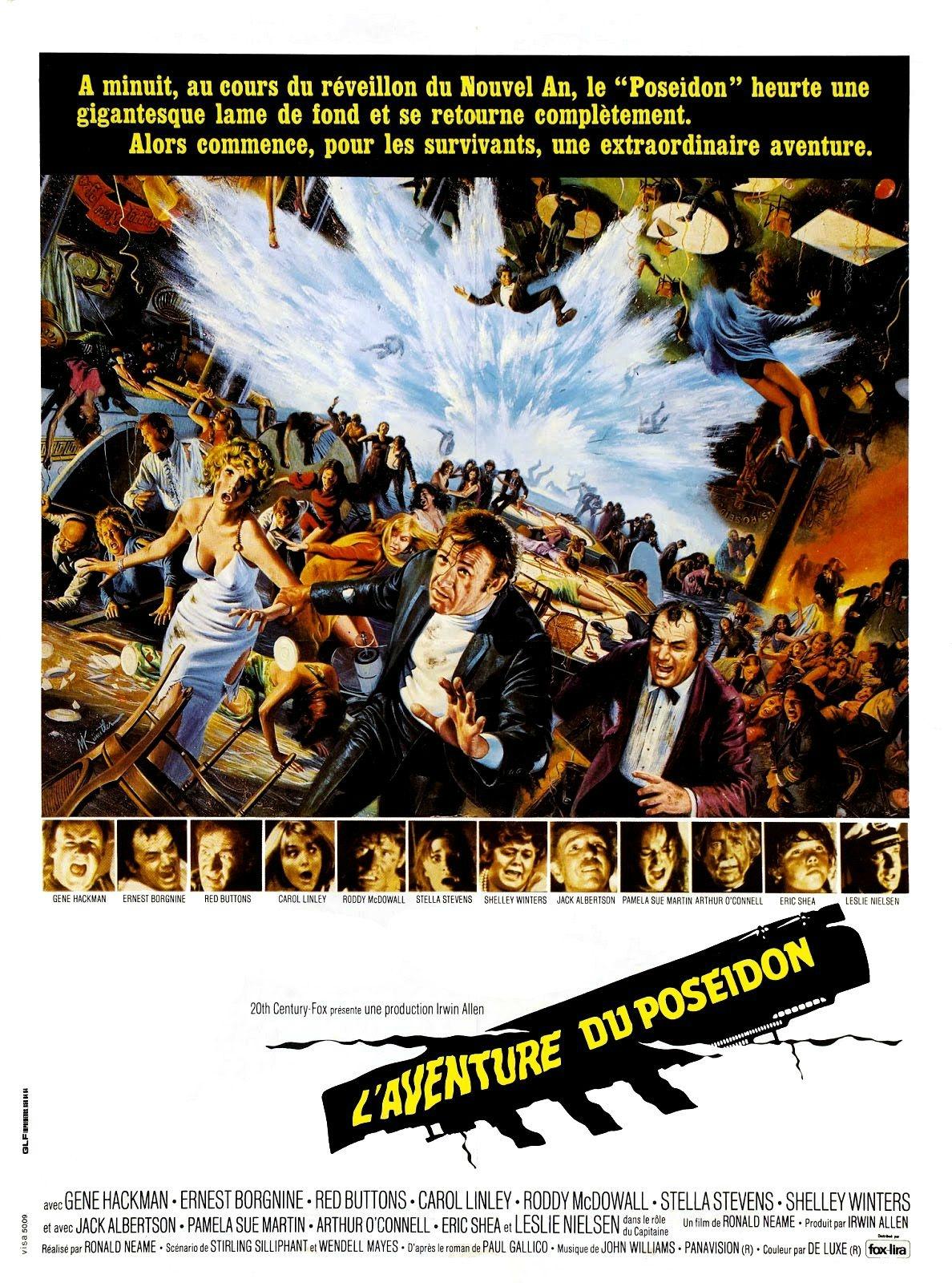 L'Aventure du Poséidon (film, 1972)