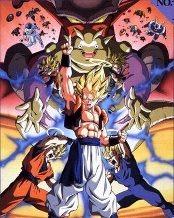 Dragon Ball Z : Fusions