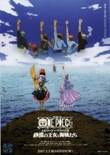 One Piece, épisode d'Alabasta : Les Pirates et la Princesse du Désert