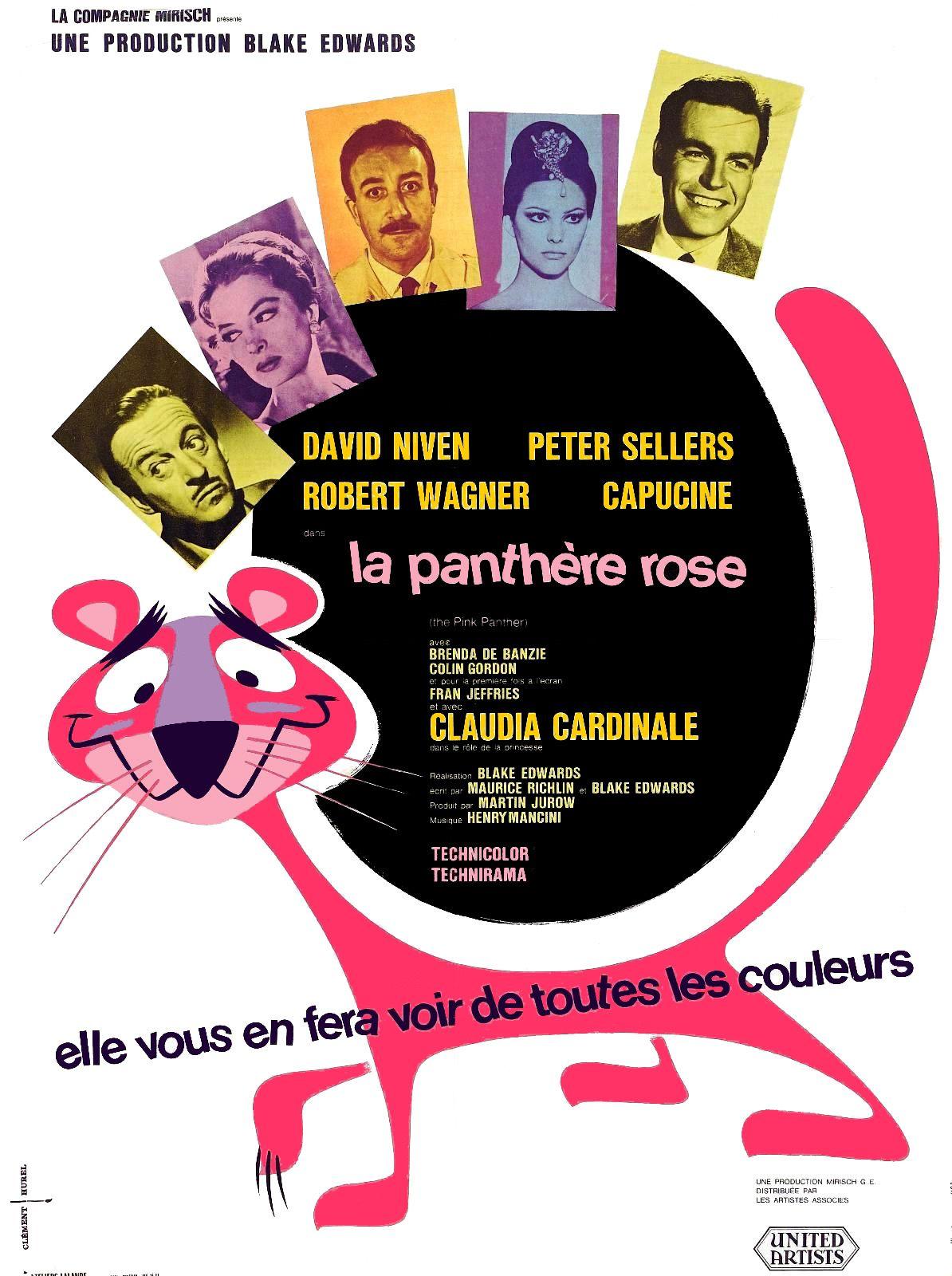 La Panthère rose (film, 1963)