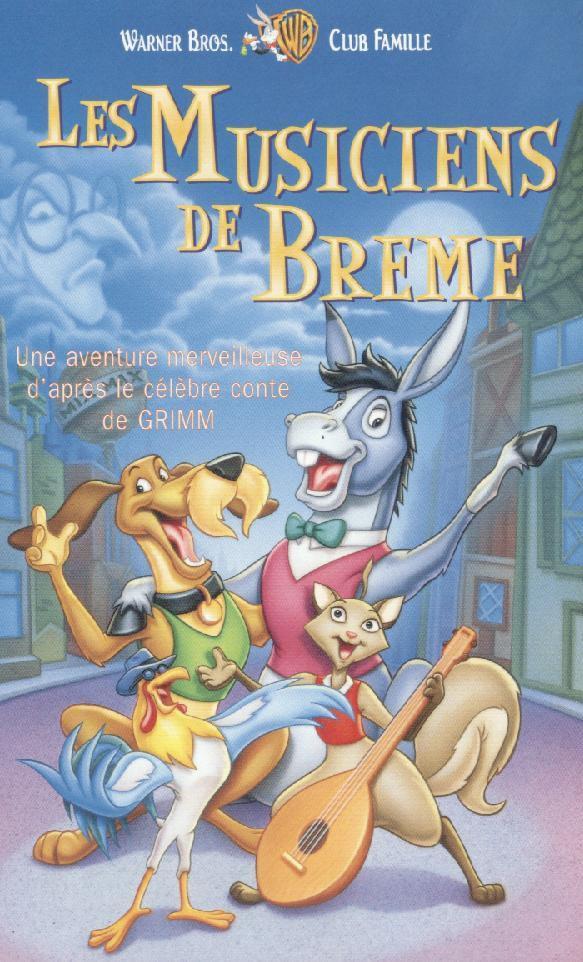 Les Musiciens de Brême (film, 1997)