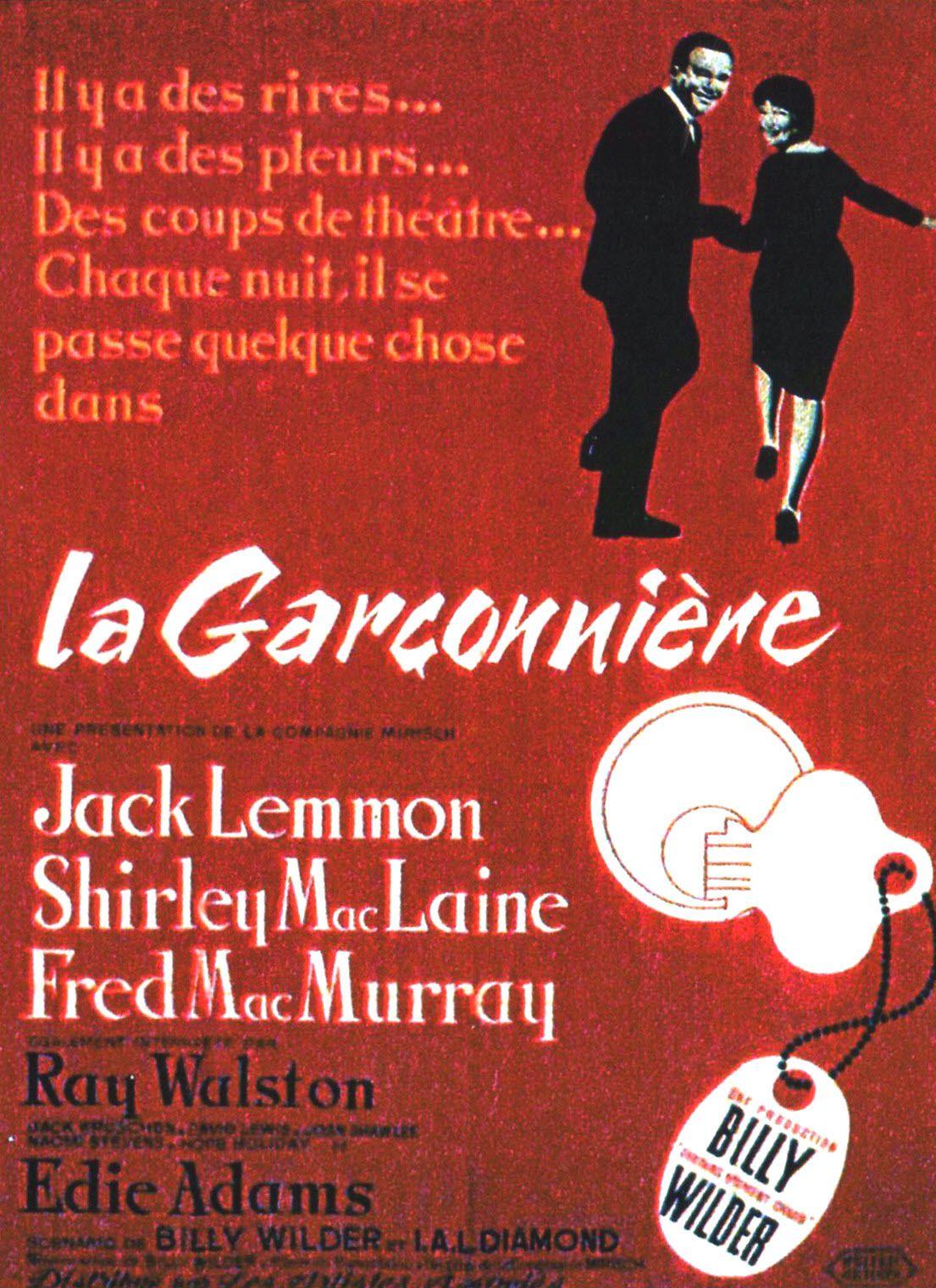La Garçonnière (film, 1960)
