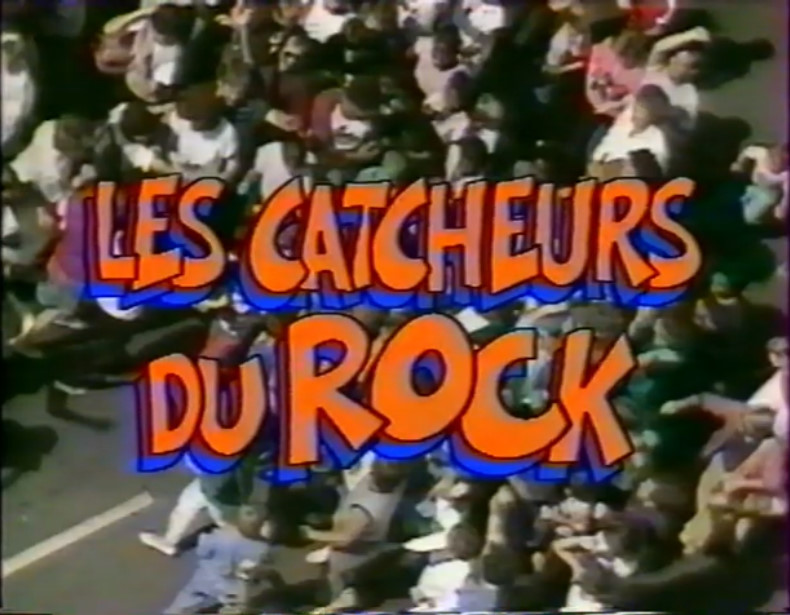 Les Catcheurs du Rock