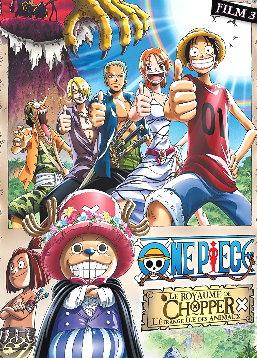 One Piece : Le Royaume de Chopper, l'Étrange Île des Animaux