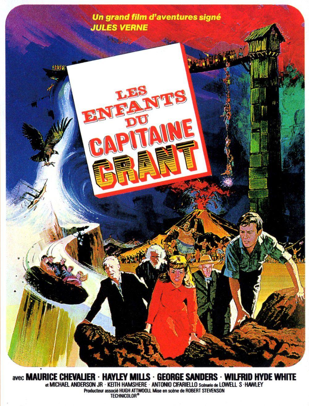 Les Enfants du capitaine Grant (film)