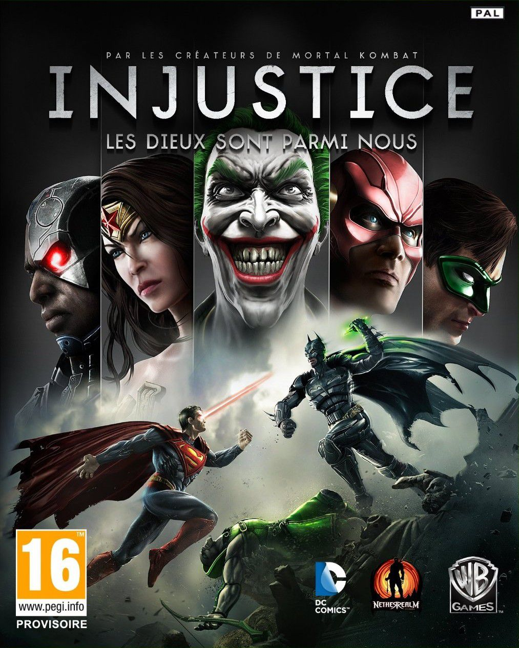 Injustice : Les dieux sont parmi nous