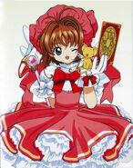 Sakura Kinomoto (Card Captor Sakura)