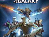 Les Gardiens de la Galaxie (animation)