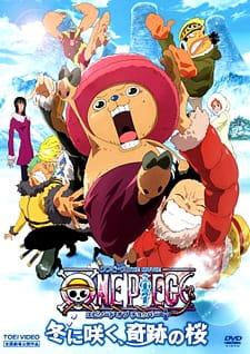One Piece, épisode de Chopper : Le Miracle des Cerisiers en Hiver