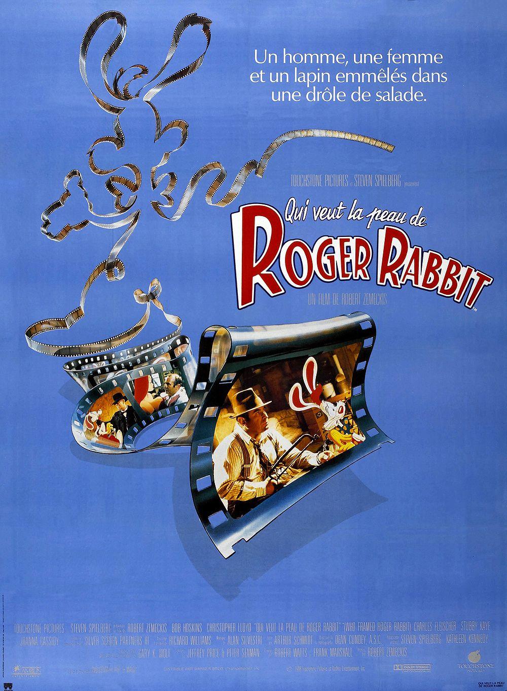 Qui veut la peau de Roger Rabbit