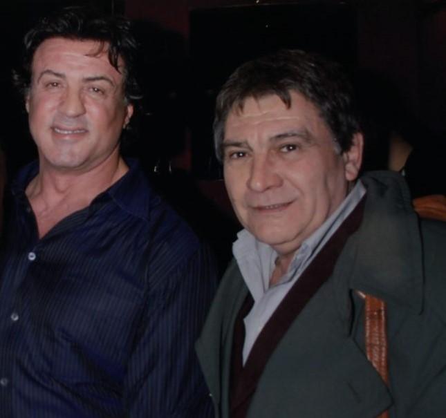 Alain Dorval Sylvester Stallone.jpg