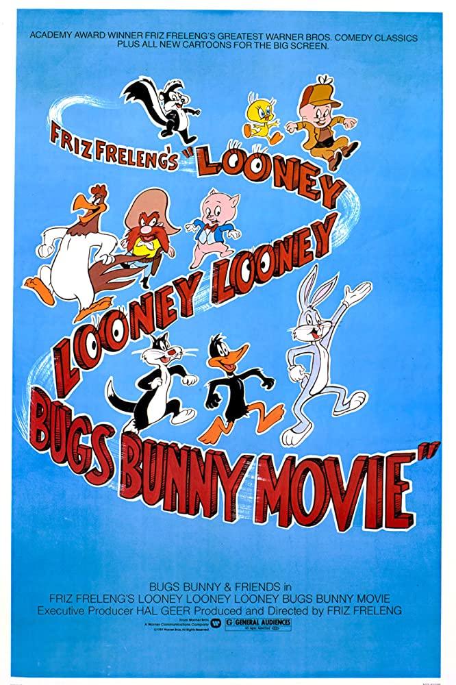 Le Monde fou, fou, fou de Bugs Bunny