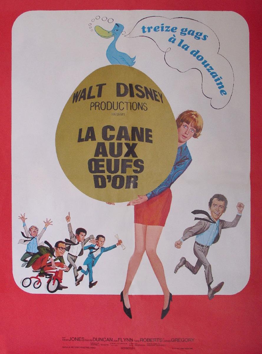 La Cane aux œufs d'or (film, 1971)