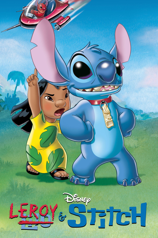 Leroy et Stitch