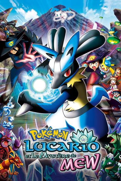 Pokémon : Lucario et le Mystère de Mew