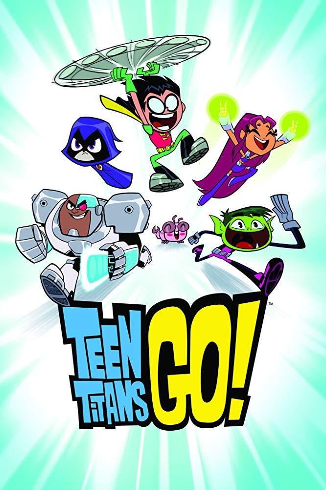 Teen Titans Go! (série télévisée d'animation)