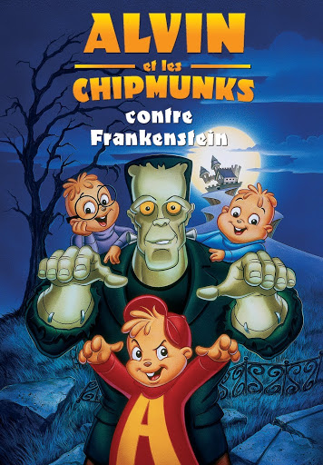 Alvin et les Chipmunks contre Frankenstein