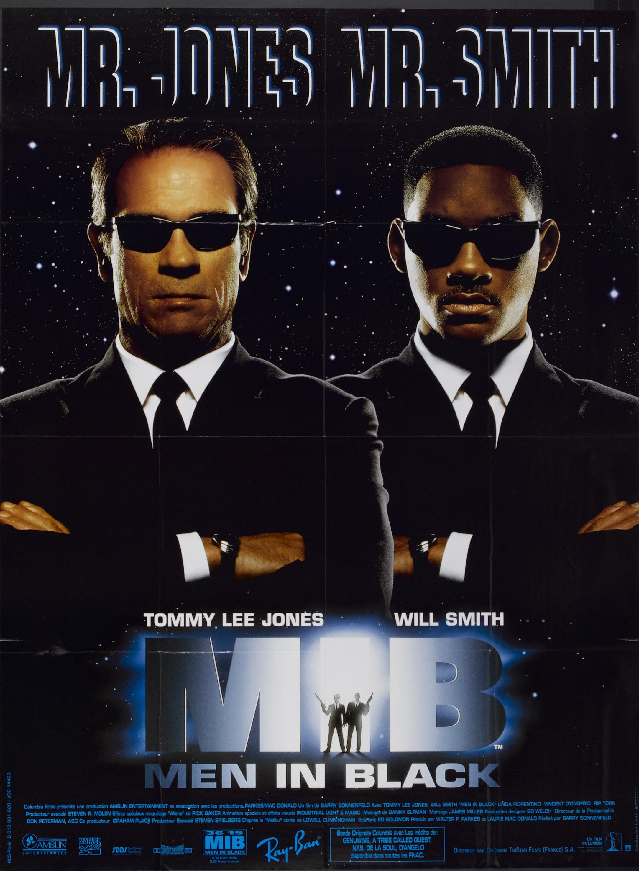Men in Black (film, 1997)