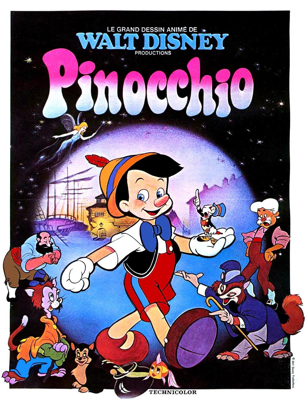 Pinocchio (film, 1940)