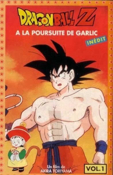Dragon Ball Z : À la poursuite de Garlic