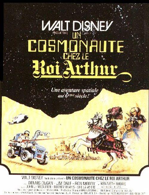 Un cosmonaute chez le roi Arthur