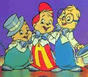 Alvin et les Chipmunks (série télévisée d'animation, 1983)