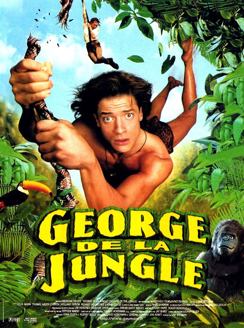George de la jungle (film)