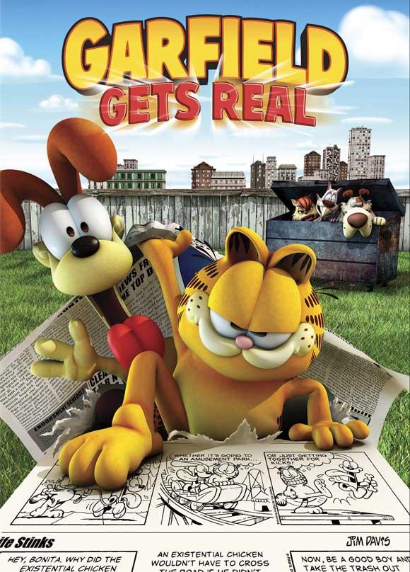 Reviens, Garfield !