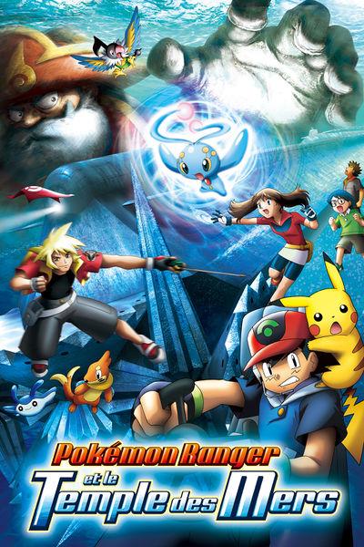 Pokémon : Pokémon Ranger et le Temple des Mers
