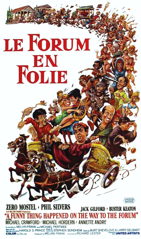 Le Forum en folie (film, 1966)