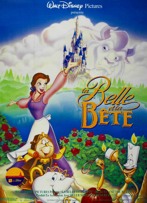 La Belle et la Bête (film, 1991)