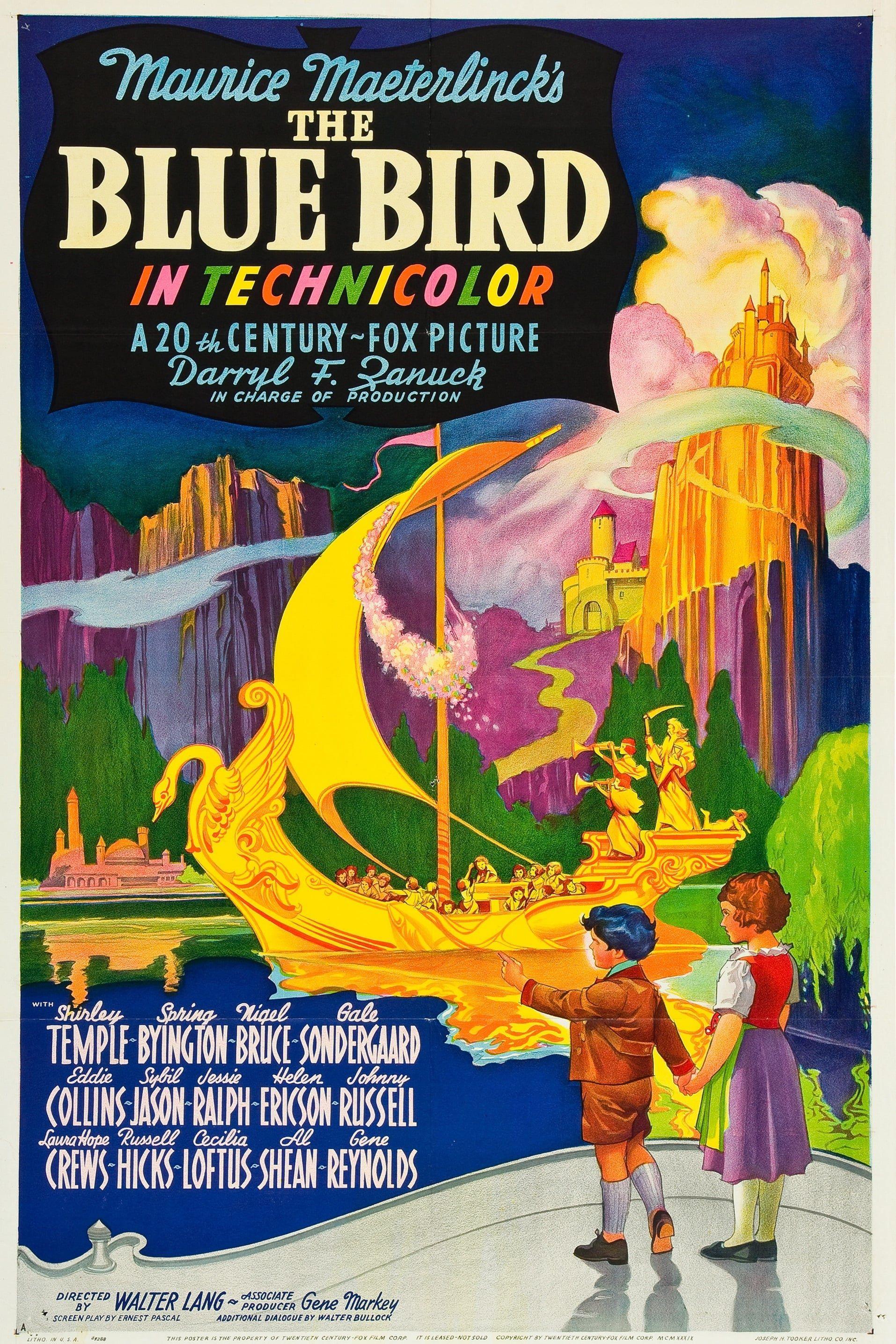 L'Oiseau bleu (film, 1940)