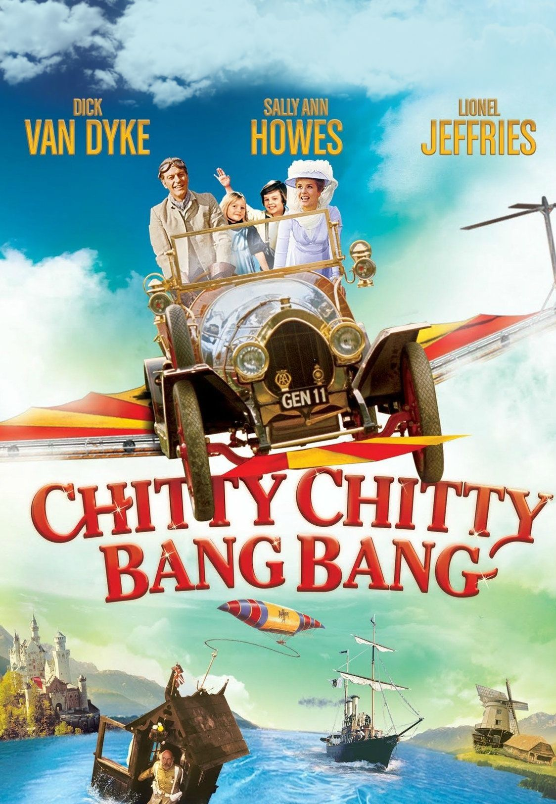 Chitty Chitty Bang Bang (film, 1968)