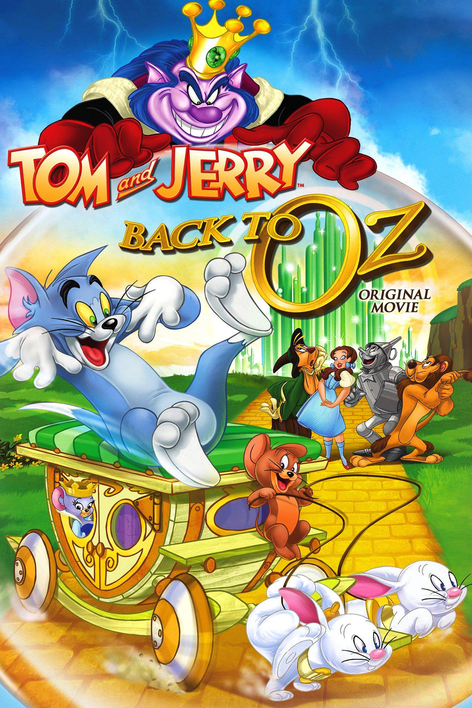 Tom et Jerry : Retour à Oz