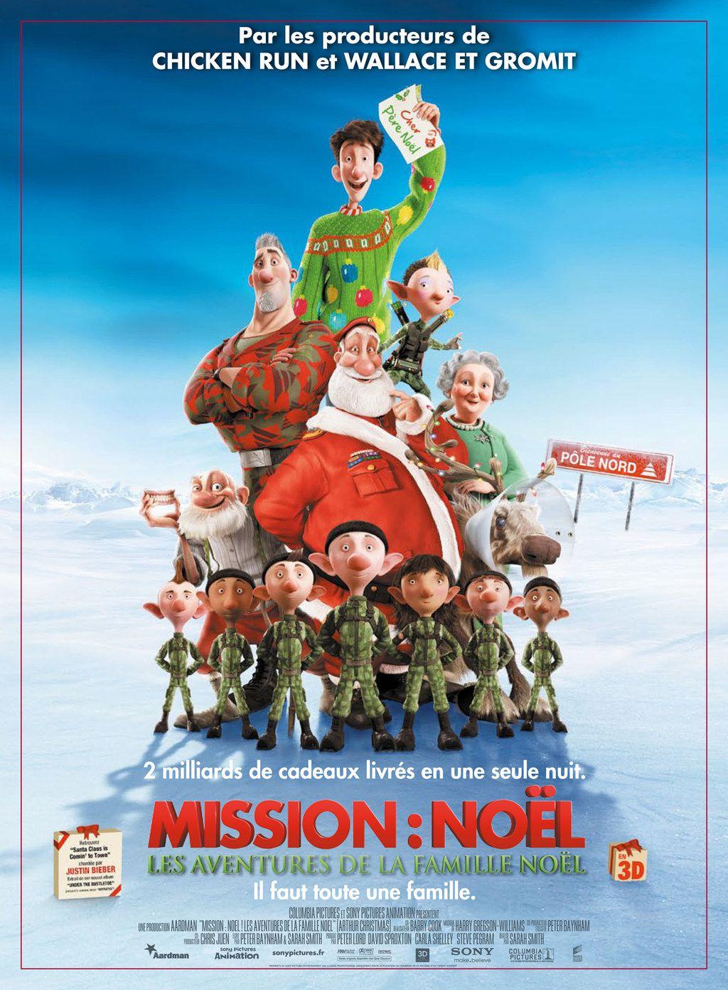 Mission : Noël