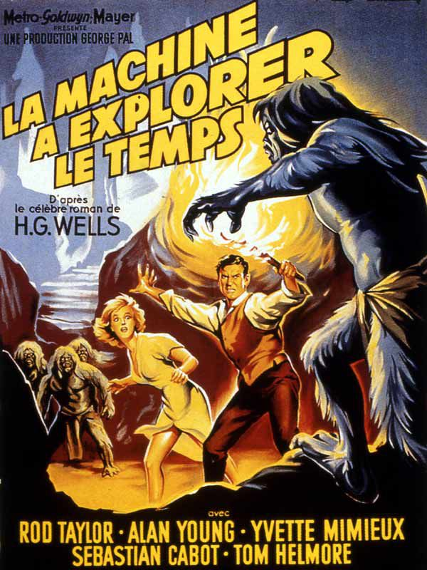 La Machine à explorer le temps (film, 1960)