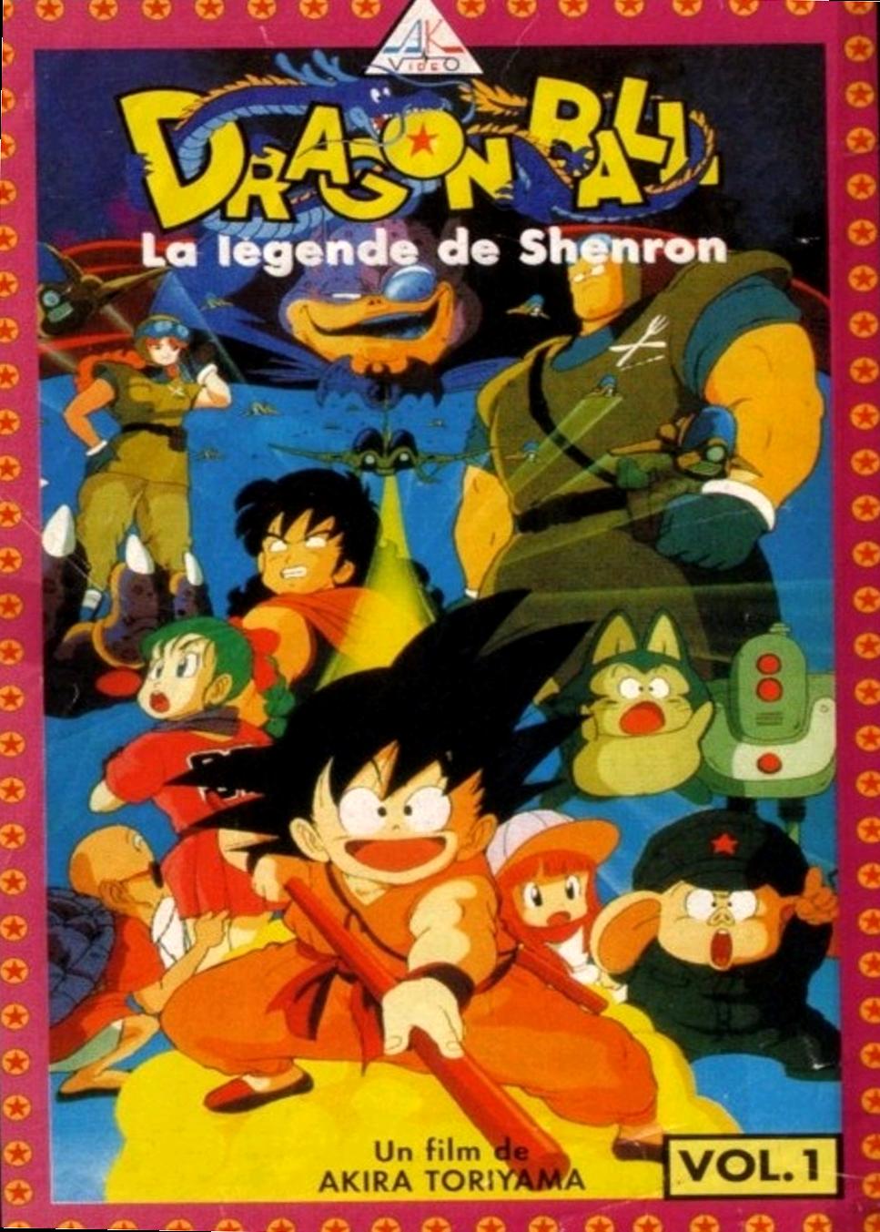 Dragon Ball : La Légende de Shenron