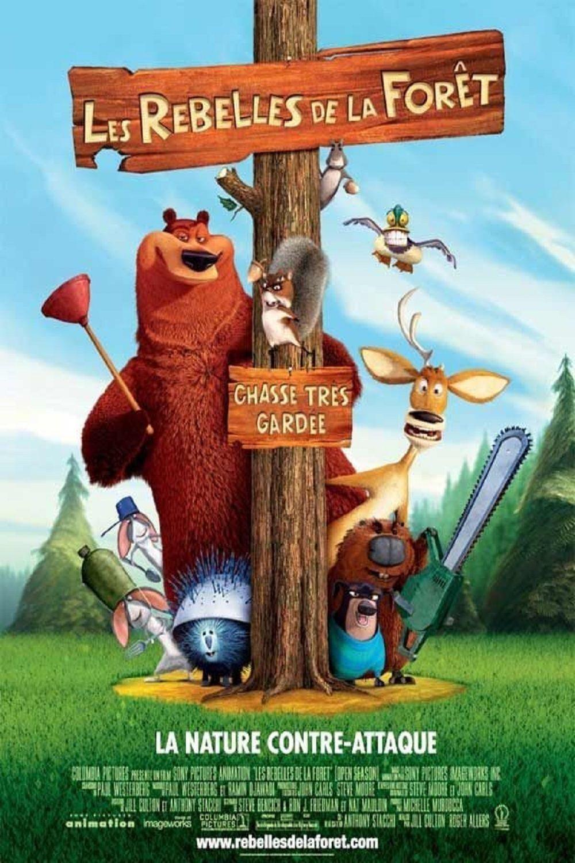 Les Rebelles de la forêt (film)