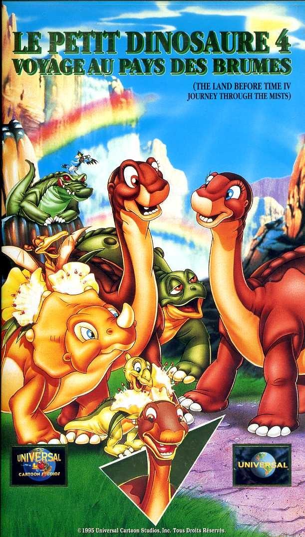 Le Petit Dinosaure : Voyage au pays des brumes