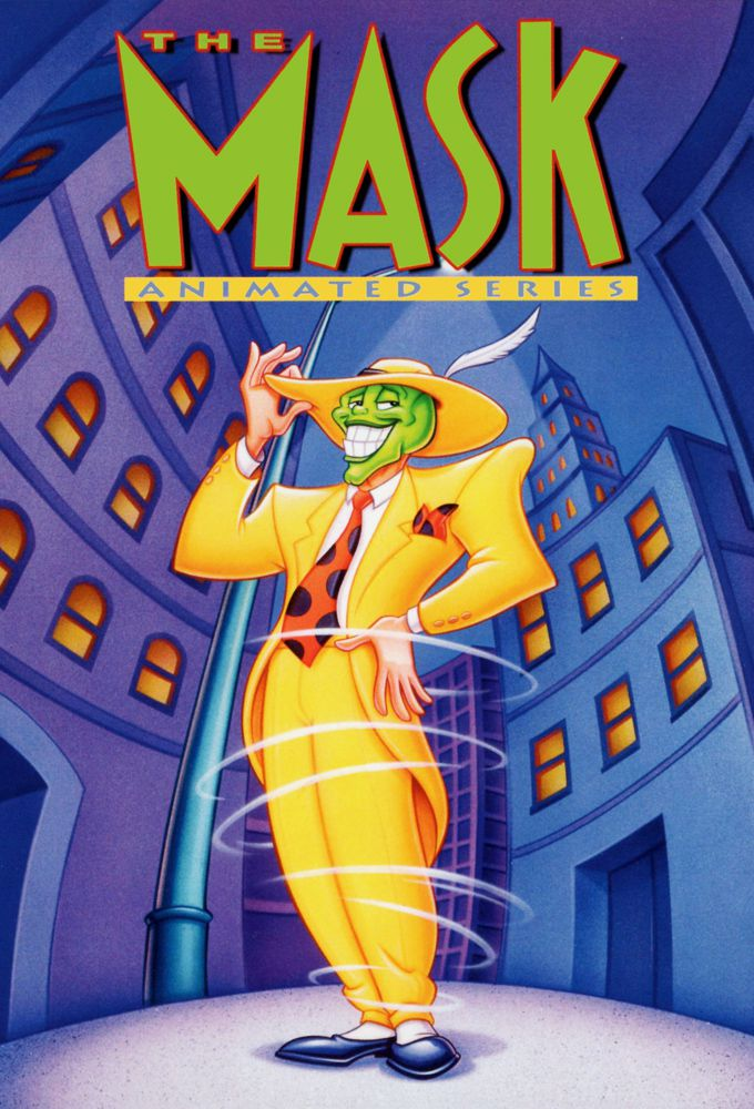 The Mask, la série animée