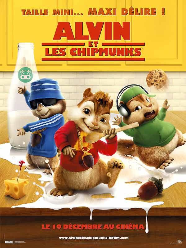 Alvin et les Chipmunks (film)