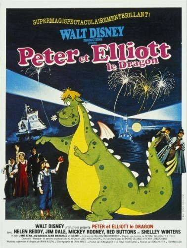 Peter et Elliott le Dragon (film, 1977)