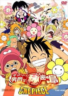 One Piece : Le Baron Omatsuri et l'Île aux Secrets