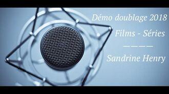 Démo_Doublage_Films_-_Sandrine_Henry