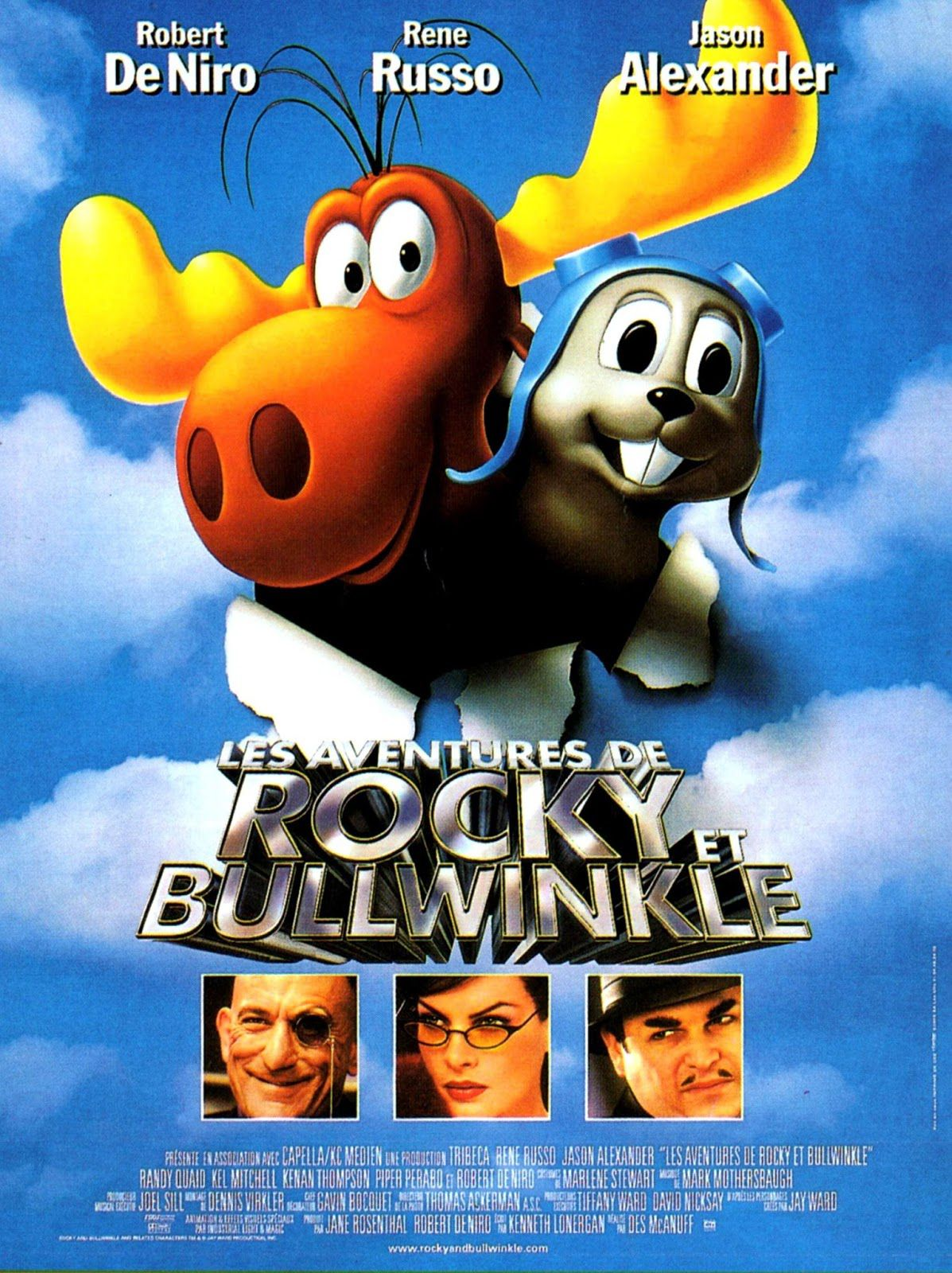 Les Aventures de Rocky et Bullwinkle