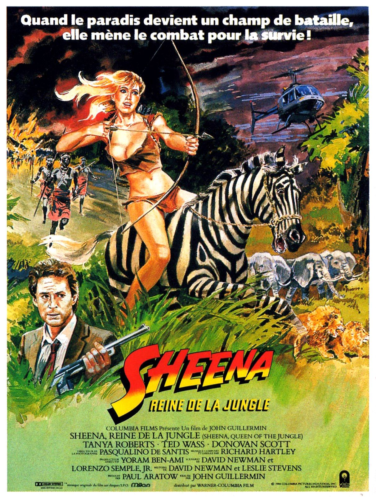 Sheena, reine de la jungle (film)