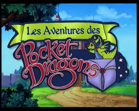 Les Aventures des Pocket Dragons