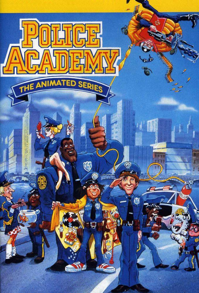Police Academy (série télévisée d'animation)
