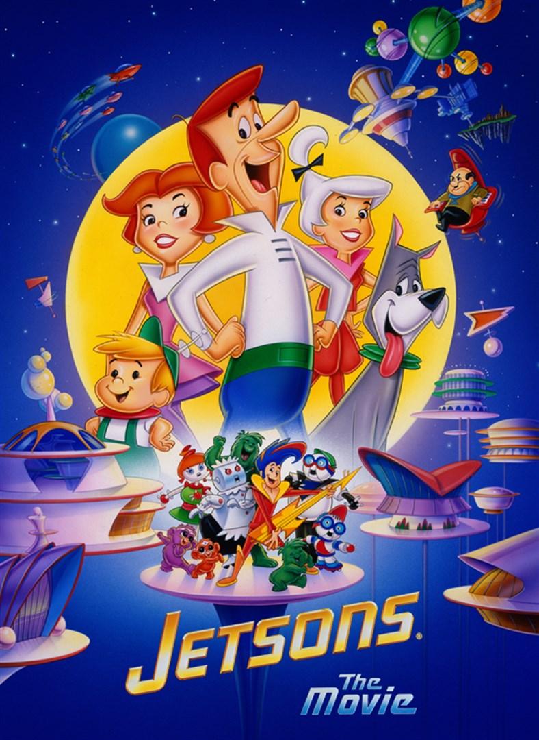 Les Jetson, le film