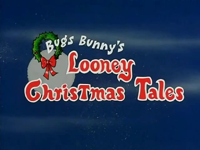 Bugs Bunny dans les contes de Noël